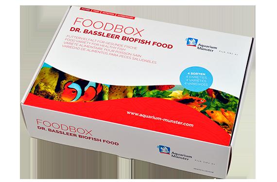 Neu: DR. BASSLEER BIOFISH FOODBOX