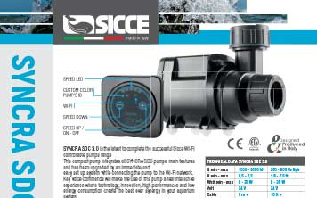 New: SICCE SYNCRA SDC 3.0
